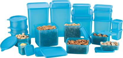 MASTER COOK  - 500 ml, 200 ml, 300 ml, 100 ml, 2000 ml, 600 ml, 400 ml, 250 ml, 1200 ml Polypropylene Grocery Container