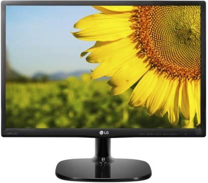 LG 19.5 inch WXGA+ LED Backlit IPS Panel Monitor (20MP48AB-B.BTR)
