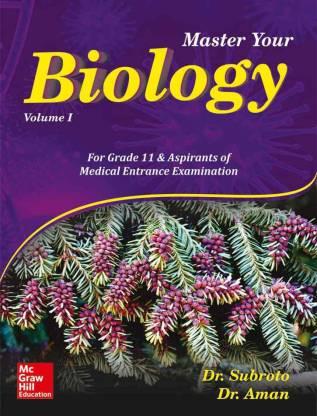 Master Your Biology Volume - I