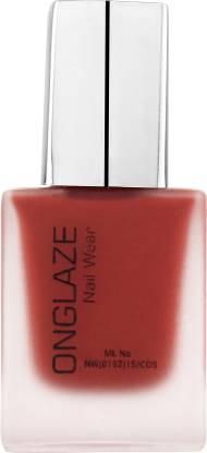 ONGLAZE Nail Polish Red