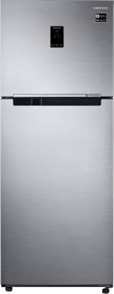 Samsung 394 L Frost Free Double Door 2 Star  2019  Refrigerator