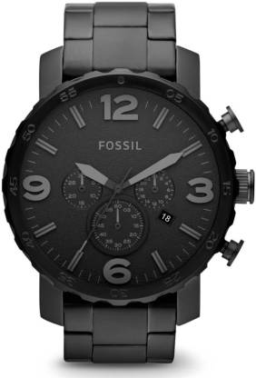 Fossil J R1401 NATE Analog Watch - For Men