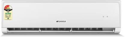 Sansui 1 Ton 3 Star Split Inverter AC  - White