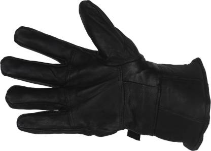 Indian Fashion Solid Winter Men Gloves