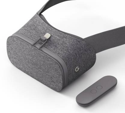 Google Daydream View VR Headset with Controller (Slate)
