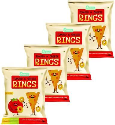 Pinata Rings Baby Finger Foods 80 g