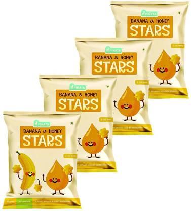 Pinata Stars Baby Finger Foods 80 g