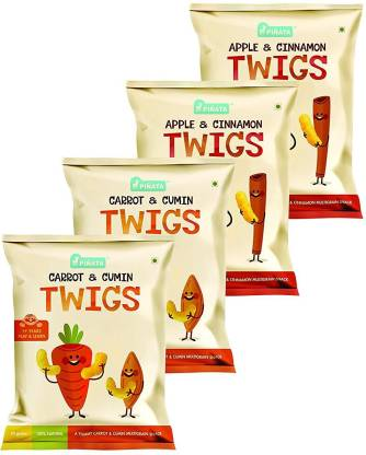 Pinata Twigs Baby Finger Foods 80 g