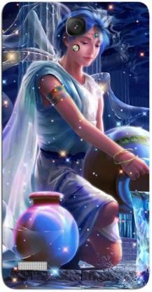 Furnish Fantasy Back Cover for Mi Redmi Note 4G