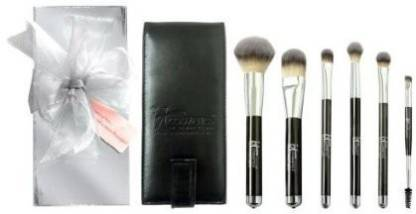 It Cosmetics Heavenly Luxe Brush Collection With Travel Case , 1 Set