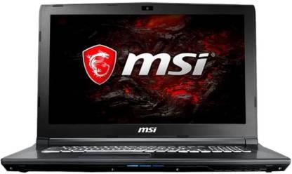 MSI GL Core i7 7th Gen - (8 GB/1 TB HDD/Windows 10 Home/4 GB Graphics/NVIDIA Geforce GTX 1050) GL62 7RDX Gaming Laptop(15.6 inch, Black, 2.4 kg)