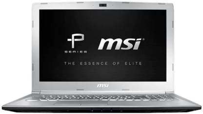 MSI P Core i7 7th Gen - (16 GB/1 TB HDD/DOS/4 GB Graphics/NVIDIA GeForce GTX 1050) PE62 7RD Gaming Laptop