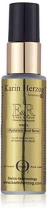 Karin Herzog Skin Care Erase & Raise Hyaluronic Acid Serum