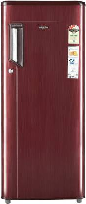 Whirlpool 200 L Direct Cool Single Door 3 Star Refrigerator