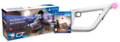 SONY PlayStation VR Aim Controller + Farpoint Game  Motion Controller