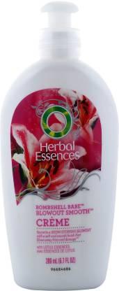 Herbal Essences BombShell Blowouts Hair Creme (Made In USA) Hair Cream