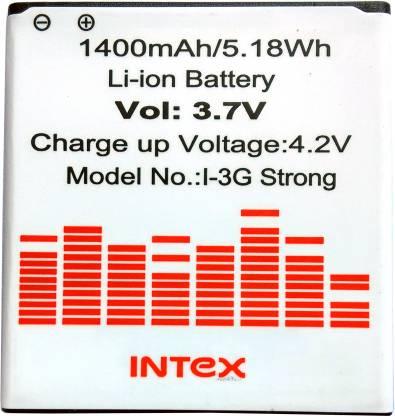 Intex Mobile Battery For  Intex Aqua 3G Pro
