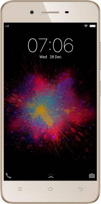 vivo Y53 (Crown Gold, 16 GB)