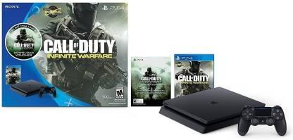 SONY PlayStation 4 Slim 500GB Console - Call of Duty: Infinite Warfare Legacy Bundle 500 GB with Infinite Warfare, Modern Warfare