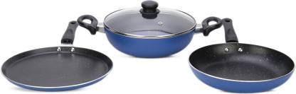 Surya Accent Granito Induction Bottom Cookware Set