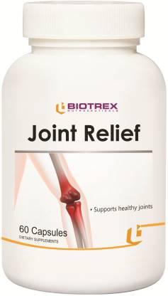 BIOTREX NUTRACEUTICALS Joint Relief