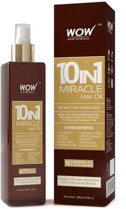 WOW SKIN SCIENCE 10 in 1 Miracle  Hair Oil
