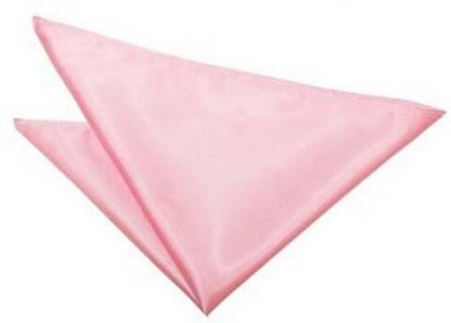 BnB Solid Satin Blend Pocket Square