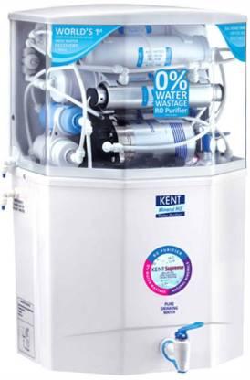 KENT Supreme 9 L RO + UV + UF Water Purifier