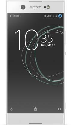 SONY Xperia XA1 Ultra Dual (White/Rainbow White, 64 GB)