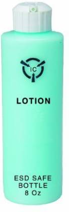 R&R Lotion Icl-8-esd Blue Ic Esd Safe Antistatic Pregloving Moisturizing Lotion, Bottle case Of 24