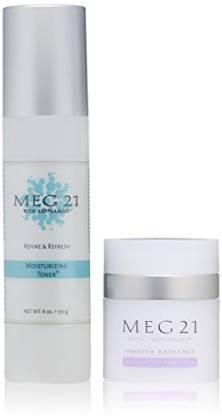 Meg 21 Smooth Radiance Advanced Formula Plus Refine And Refresh Moisturizing Toner