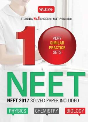 10 Very Similar Practice Sets NEET