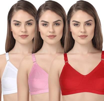 INNER TOUCH Cotton Blended Women Full Coverage Bra