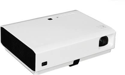 PLAY Digital 4K DLP 3840x2160p/7100 Lumens Video (White) (5500 lm) Portable Projector