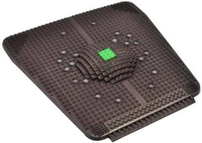 VibeX ACM-TYPE™-006 ™ Yoga Acupressure Massage Mat -For Chronic Back Pain TreatmentTherapy Reliever Massager