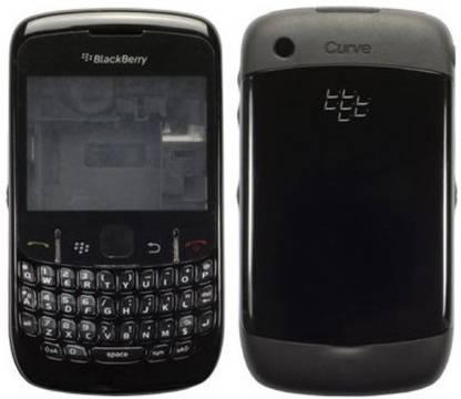 DELMOHUT Blackberry Curve 8520 Front & Back Panel