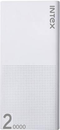 Intex 20000 mAh Power Bank (10 W, Fast Charging)