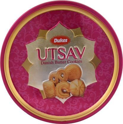 Dukes Utsav Danish Butter Cookies