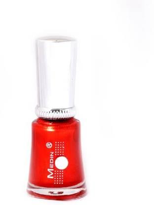 MEDIN 3DEye_Nail Polish_HotRed Hot Red