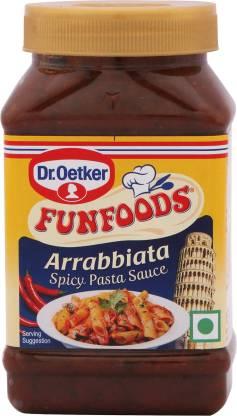 FUN FOODS Arrabbiata Pasta Sauce