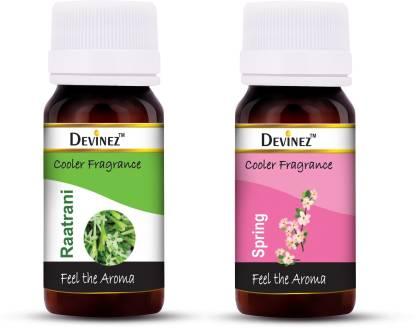 Devinez Spring (Aqua Fresh), RaatRani Aroma Oil