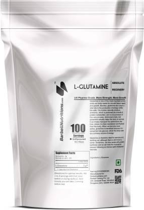 Barbell Nutritions.com L-Glutamine Glutamine