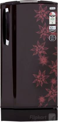 Godrej 185 L Direct Cool Single Door 2 Star Refrigerator with Base Drawer