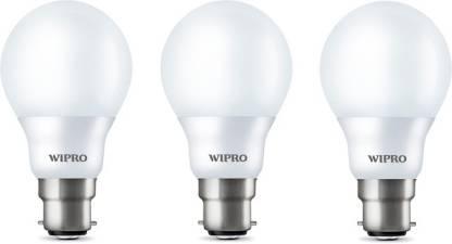 WIPRO 7 W Arbitrary B22 LED Bulb