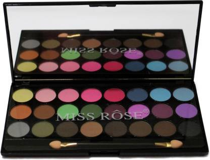 MISS ROSE professional make-up 24 color perfect eyeshadow 29 g