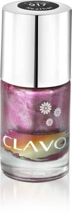 Clavo Long Wear Glossy Nail Polish Heather