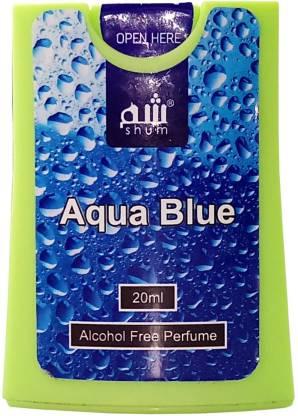 Shum Aqua Blue Eau de Parfum  -  20 ml