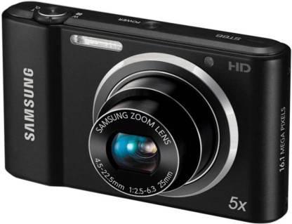 SAMSUNG ST66 DIGITAL Point & Shoot Camera