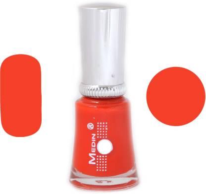 MEDIN Medin_Nail_Polish_LightOrange Orange
