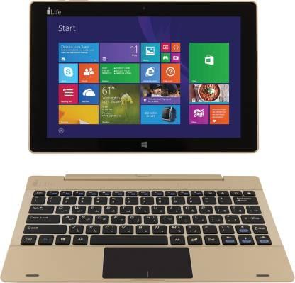 LifeDigital ZED Series Atom Quad Core - (2 GB/32 GB EMMC Storage/Windows 10 Home) ZED Book Goin / ZED Book W 2 in 1 Laptop